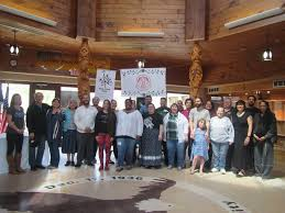 anishinaabe racial justice conference 2019 including njc staff volunteers conference partners presenters