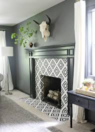 many have asked on the living room reveal post and instagram if the paint holds up the heat of the fireplace i would love to give a great answer but