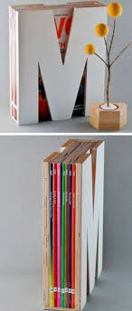 Homemade Magazine Holder Stunning How To Make Custom Magazine Files CleverOrganizationWow