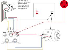 warn winch wiring diagram m8000 wiring diagram and schematic design a2000 warn winch wiring diagram car