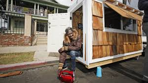 tiny houses for homeless. la officials bring the hammer down on tiny houses for homeless a