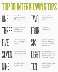 10 Useful Interview Tips For Jobseekers Interview Tips