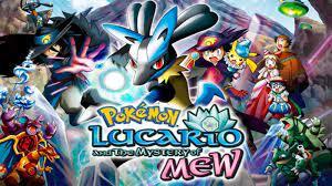 Pokemon Movie 8: Lucario Ki Toofani Shakti (Hindi) 360p | 480p | 720p