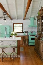 Cottage Design Ideas 17 retro kitchen ideas cottage kitchen decoreclectic