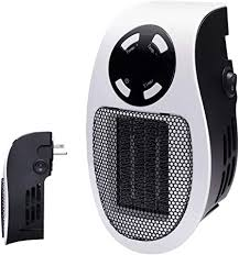 Jukkre - 500W <b>Electric Heater Mini</b> Fan <b>Heater Wall</b> Handy <b>Heating</b> ...