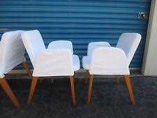 6 chairs danish style 6 mid century modern captain cote contemporary set