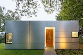 Bungalow Im Grünen Moderne Einfamilienhäuser