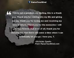 Thank You Quotes For Loss Of Loved One Adorable Lostlove Quotes Sayings Verses Advice Raise Your Mind