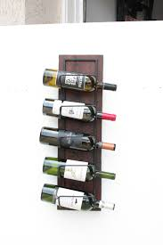 Trendy Wall Hung Wine Rack ...
