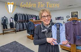 <b>Golden</b> Tie <b>Tuxedos</b> | Connect Business Magazine