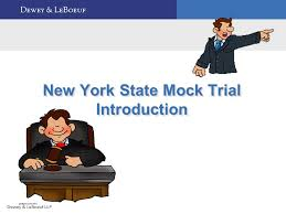 new york state mock trial introduction session overview  mock  1 new york state mock trial introduction
