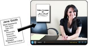 Video Resume Tips Video Resume Website Free Tips From Resume Website