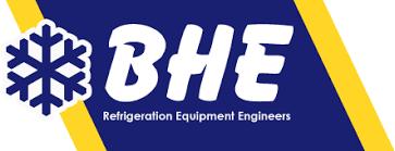 bhe logo. bhe refrigeration logo bhe i