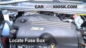 interior fuse box location 2005 2008 chevrolet uplander 2008 2005 Chevy Uplander Fuse Box blown fuse check 2005 2008 chevrolet uplander 2005 chevy uplander fuse box diagram