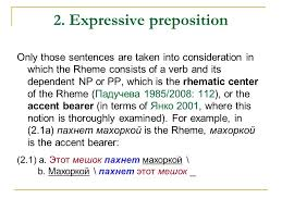 Subject-Predicate inversion and its cognitive sources Elena ...