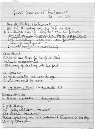 Cursive Chinese Doctors Note Nelson Mandela 12 Letters From The Desk Of A Freedom Fighter