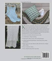 How To Read Lace Knitting Charts Lace Knitting Helen James 9781785005718 Amazon Com Books