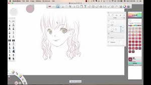 Videoสอนวาดการตนวธวาดผหญงผมหยก Illustcourse