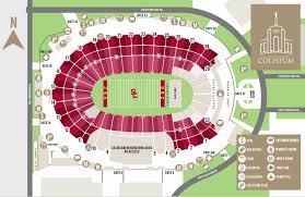 Design La Coliseum Seating Chart Rams Cocodiamondz Com