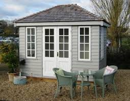 Small Picture 99 best summerhouse images on Pinterest Garden sheds Sheds and
