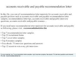 Fresh Accounts Receivable Forms Templates Letter Template Free