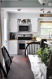 Farm House Kitchen Industrial Farmhouse Kitchen Cherished Bliss