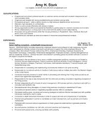 Best Ideas Of Cover Letter Skills Summary Resume Sample Sample