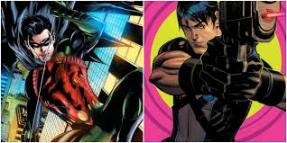 Dick Grayson: 10 Things Titans Fans Don't Know About The First Robin