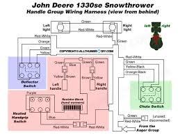17 best ideas about john deere snowblower john john deere 1330se snowblower wiring harness for the handle group