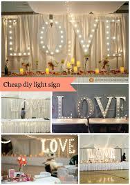 diy light up letters