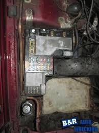 89 honda accord fuse box 29556 1989 honda accord fuse panel at 1989 Honda Accord Fuse Box