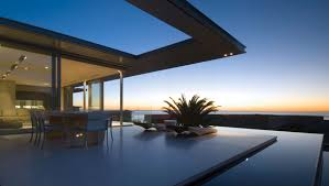 minimalist ocean view home in south africa minimalist house design first