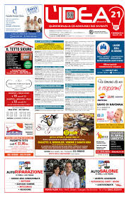 Lidea n 21 del 7 novembre 2014 by publik image srl issuu