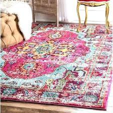 pink area rug 8x10 pink area rug x hot pink area rug