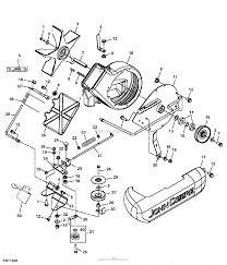 John Deere 185 Deck Diagrams