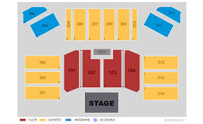 Caesars Atlantic City Venue Seating Chart Tickets Journey Atlantic City Nj At Ticketmaster