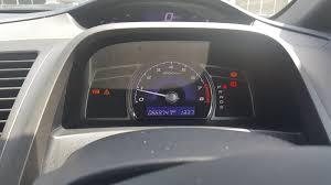 Abs Vsa Brake Light On Vsa Abs Ishift Warning Lights Get Stuck In Gear