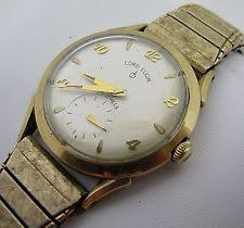 mens 10k gold watch vintage mens lord elgin 23 jewel 10k gold filled wristwatch watch