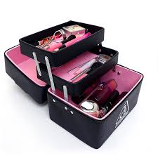 dollypoody 3 concept eyes style multi purpose travel makeup bag cosmetic storage case 11street msia travel pouches organizers