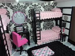 Nice Monster High In Bag Bedroom Set Full Wallpaper Bedding Canvas Wall Art  Walmart Home Decor Front