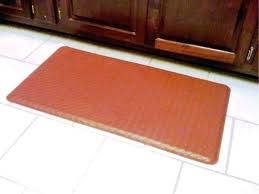 non skid kitchen rugs slip vinyl floor mats decorative for resistant washable