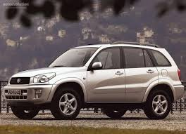 TOYOTA RAV4 5 Doors specs - 2000, 2001, 2002, 2003 - autoevolution