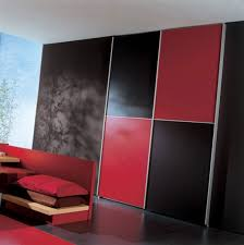 black and red bedroom. Black And Red Bedroom