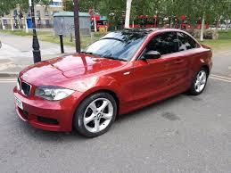 BMW 3 Series what is the cheapest bmw : 2008 BMW 1 SERIES COUPE! CHEAPEST NATIONWIDE! BARGAIN ONLY £3350 ...