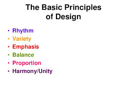 3. The Basic Principles of Design ...