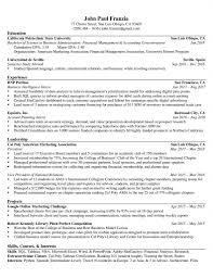 Value Statement Example For Resumes Resume Examples Templates Orfalea Student Services