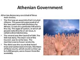 athenian form of government life in two city states athens and sparta ppt video online download