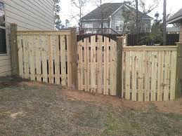 wood picket fencing the fence fences columbia sc chain link repair residential fence company columbia sc f36