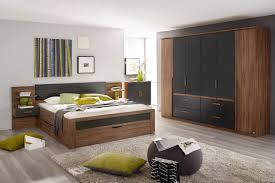 4 Tlg Schlafzimmer In Eiche Stirling Nbgrau Kaufen Bei