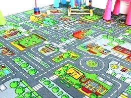 play road rug kids with roads rugs for toy cars activity toddlers car best home room play road rug